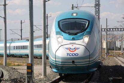 Vysokorychlostní jednotky Siemens Velaro pro turecké železnice TTCD