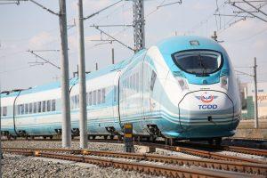 Vysokorychlostní jednotky Siemens Velaro pro turecké železnice TCDD. Foto: Siemens