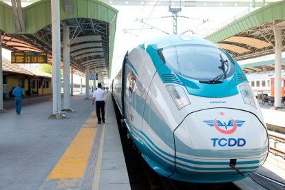 VVysokorychlostní jednotky Siemens Velaro pro turecké železnice TCDD. Foto: Siemens