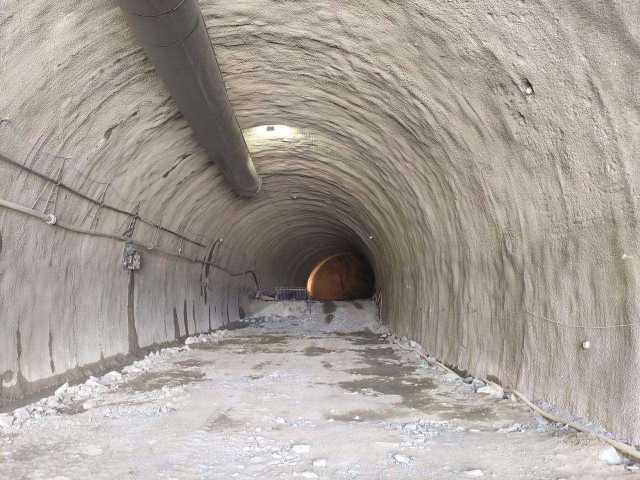 Stavba tramvajového tunelu v Brně v Žabovřeské. Foto: ŘSD