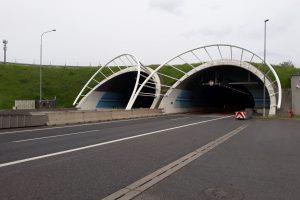 Lochkovský tunel. Foto: ŘSD