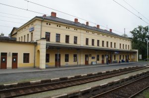 Děčín východ. Foto: Markus Giger / Wikimedia Commons
