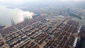 Jihočínský přístav Jen-tchien. By Gigel.atat - Own work, CC BY-SA 4.0, https://commons.wikimedia.org/w/index.php?curid=43660006