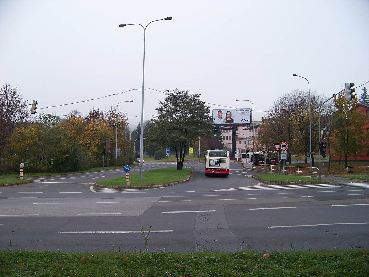 Michelská ulice v Praze. Autor: ŠJů, Wikimedia Commons, CC BY 4.0, https://commons.wikimedia.org/w/index.php?curid=36573706