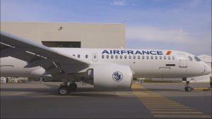 A220-300 v barvách Air France. Foto: Air France