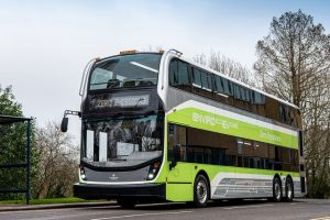 Nový autobus ADL Enviro 500 EV -Charge. Foto: ADL