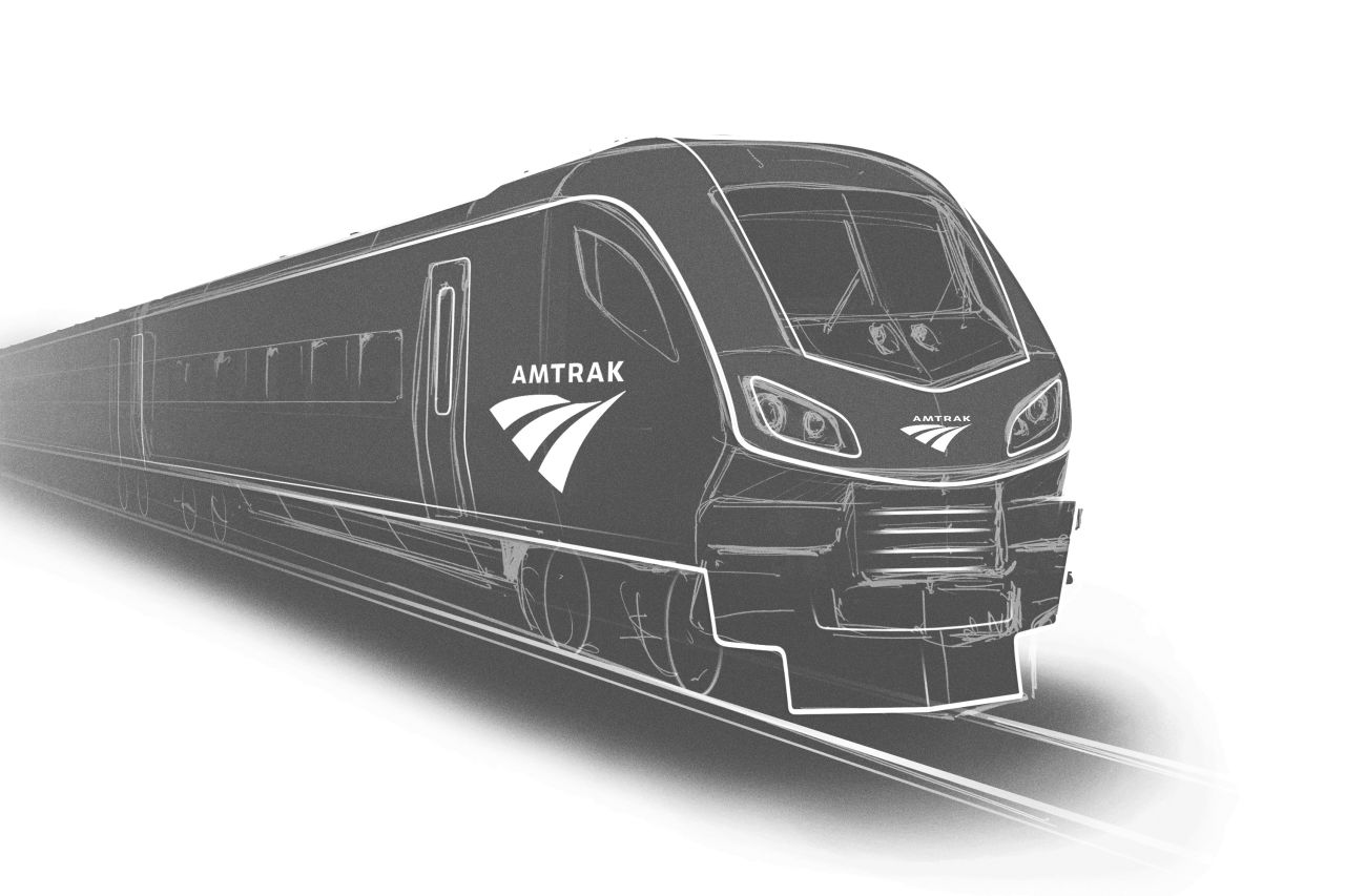 Nové vlaky pro Amtrak. Foto: Siemens