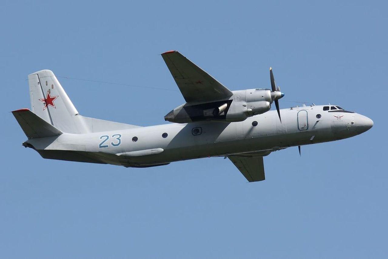 Letadlo An-26. Foto: Igor Dvurekov / Wikimedia Commons