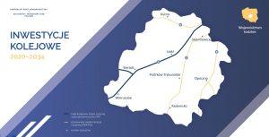 Plány na vysokorychlostní tratě v Polsku. Foto: CPK