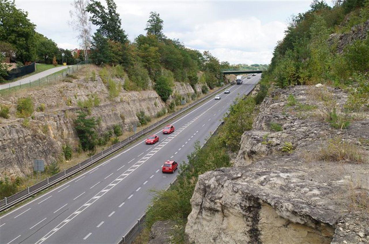 Silnice I/38 v úseku Kosmonosy - Debř. Foto: MB-net.cz