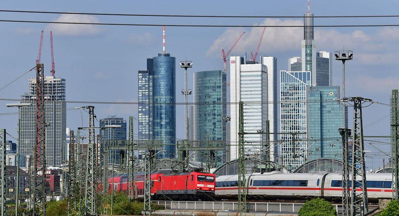 Vlaky ve Frankfurtu. Foto: Deutsche Bahn