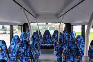Nové autobusy Setra společnosti ČSAD Ústí nad Orlicí pro provoz v Jihomoravském kraji. Foto: ICOM Transport