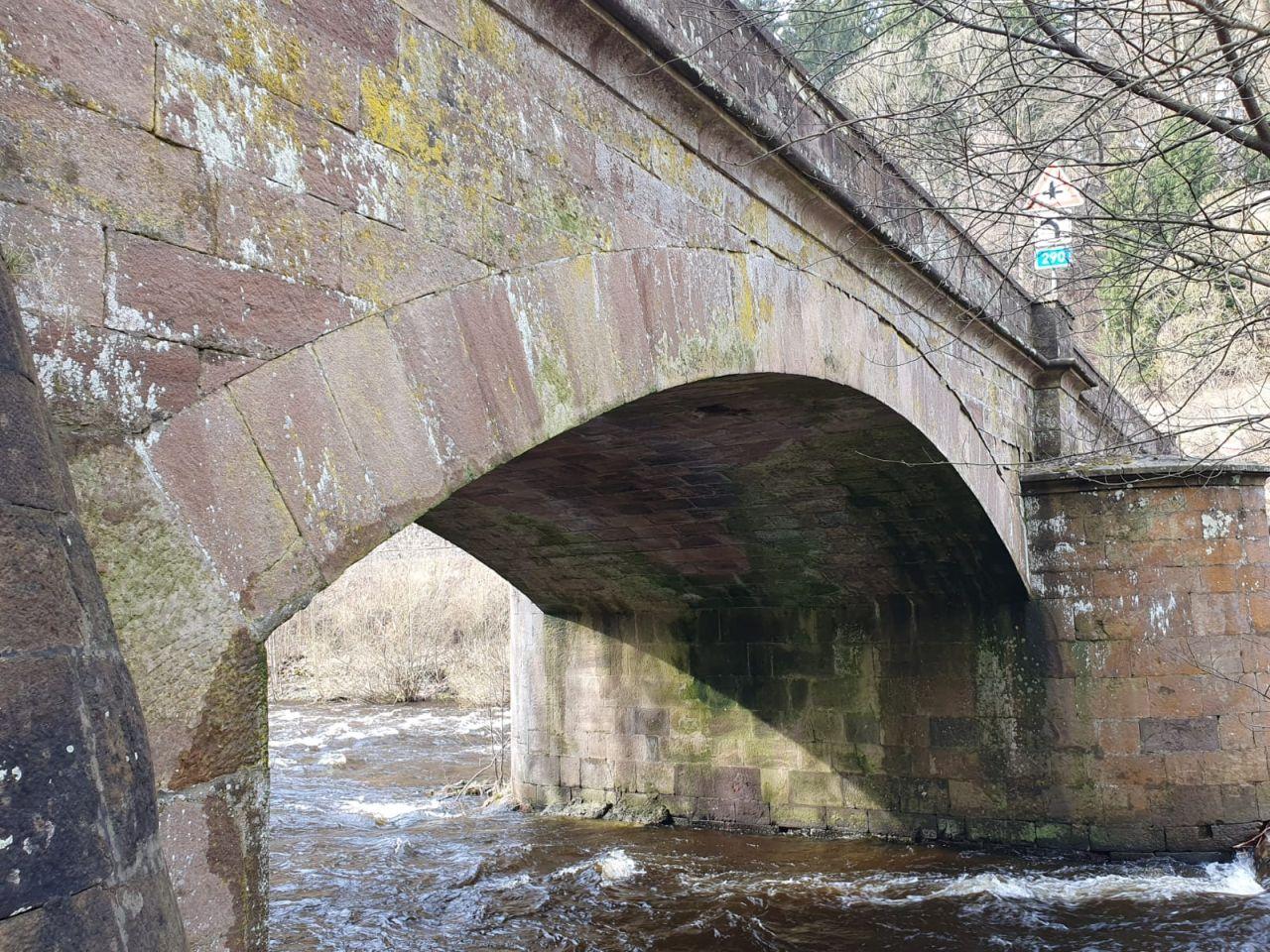 Most přes Jizeru v Poniklé. Foto: Liberecký kraj