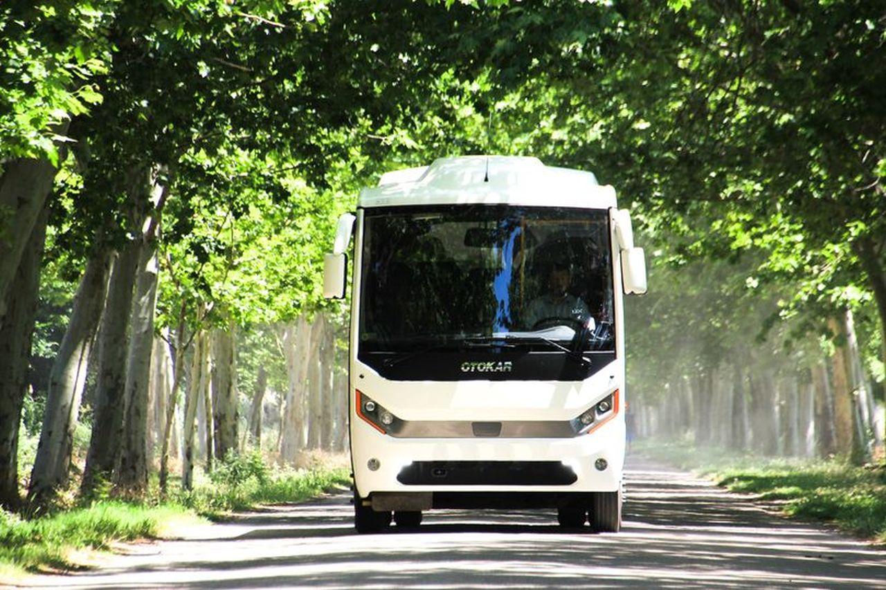 Autobus Otokar. Foto: Otokar