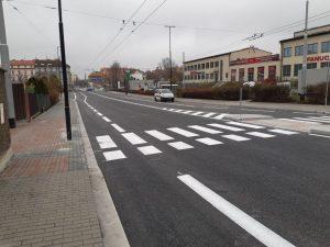 Prosecká ulice po loňské opravě. Foto: TSK