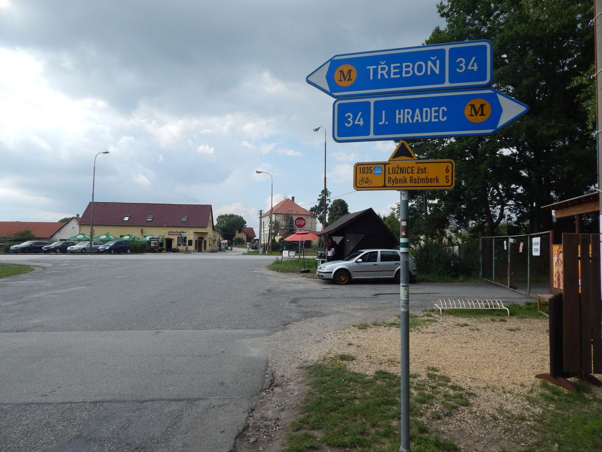 Silnice I/34. Autor: Zdopravy.cz/Jan Šindelář