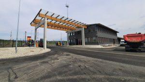 Nové Středisko správy a údržby dálnice Přerov. Pramen: ŘSD