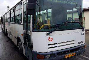 Autobus Karosa B941. Pramen: DPMČB