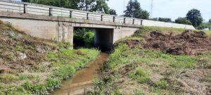 Most na silnici I/12 u Přistoupimi. Foto: ŘSD