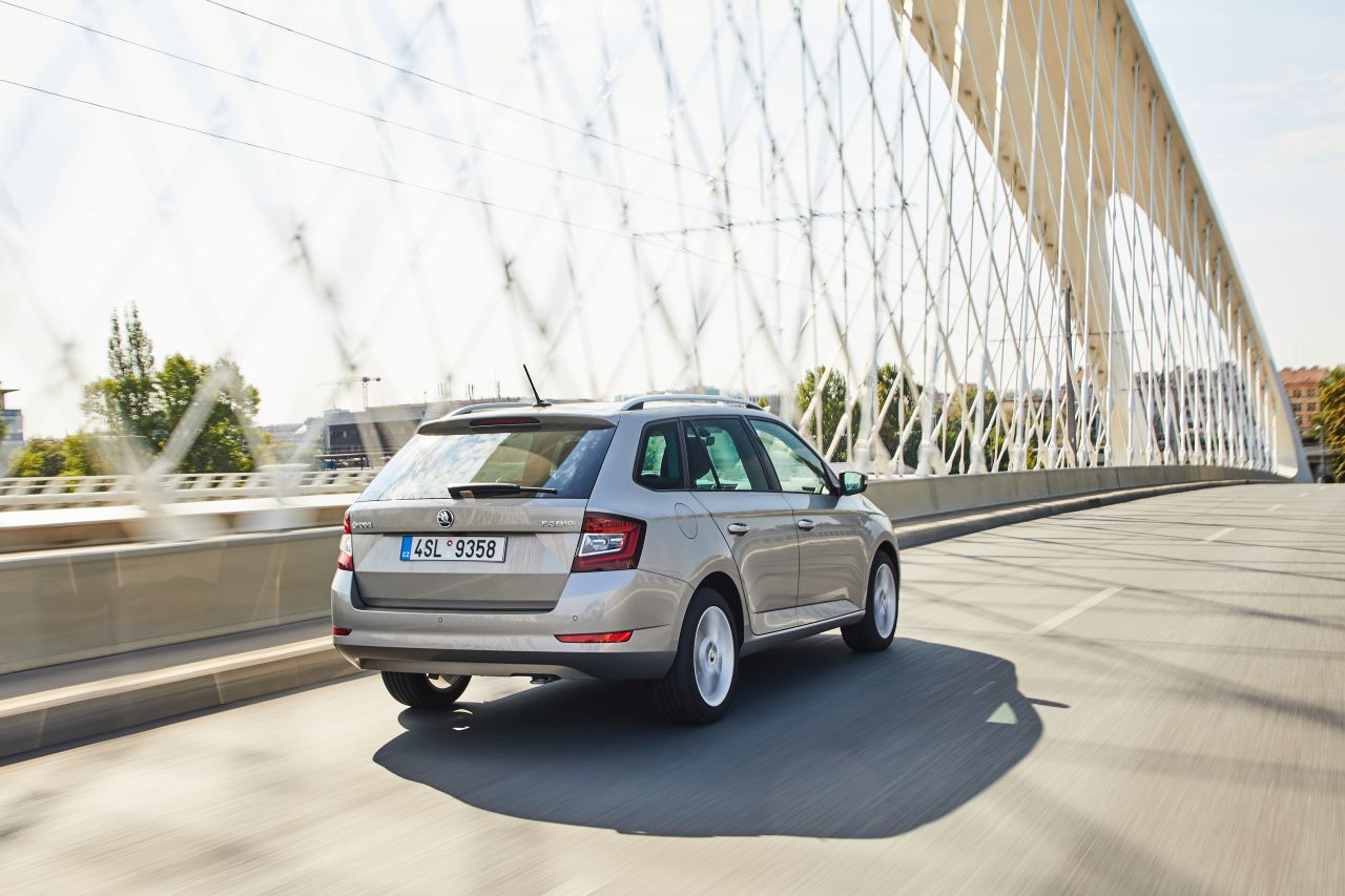 Škoda Fabia Combi. Foto: Škoda Auto