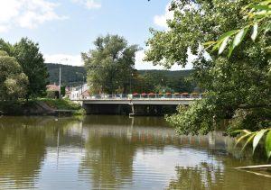 Jundrovský most přes řeku Svratku v Brně. Foto: Brno.cz
