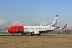 Boeing 737-800 v Praze. Foto: Letiště Praha