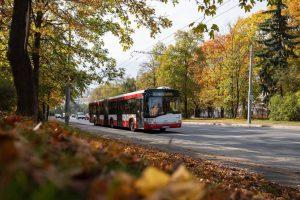 Autobus Solaris Urbino 18 v Plzni. Foto: PMDP