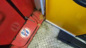 Vlak RegioJetu mezi Prahou a Rijekou. Foto: Aleš Petrovský