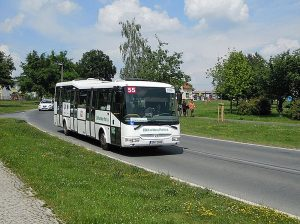 Autobus ČSAD autobusy Plzeň. Pramen: Z-Group bus