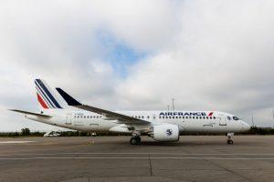 Airbus A220-300 společnosti Air France. Foto: AF