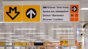 Otevření zmodernizovaného vestibulu stanice metra Anděl - Na Knížecí.