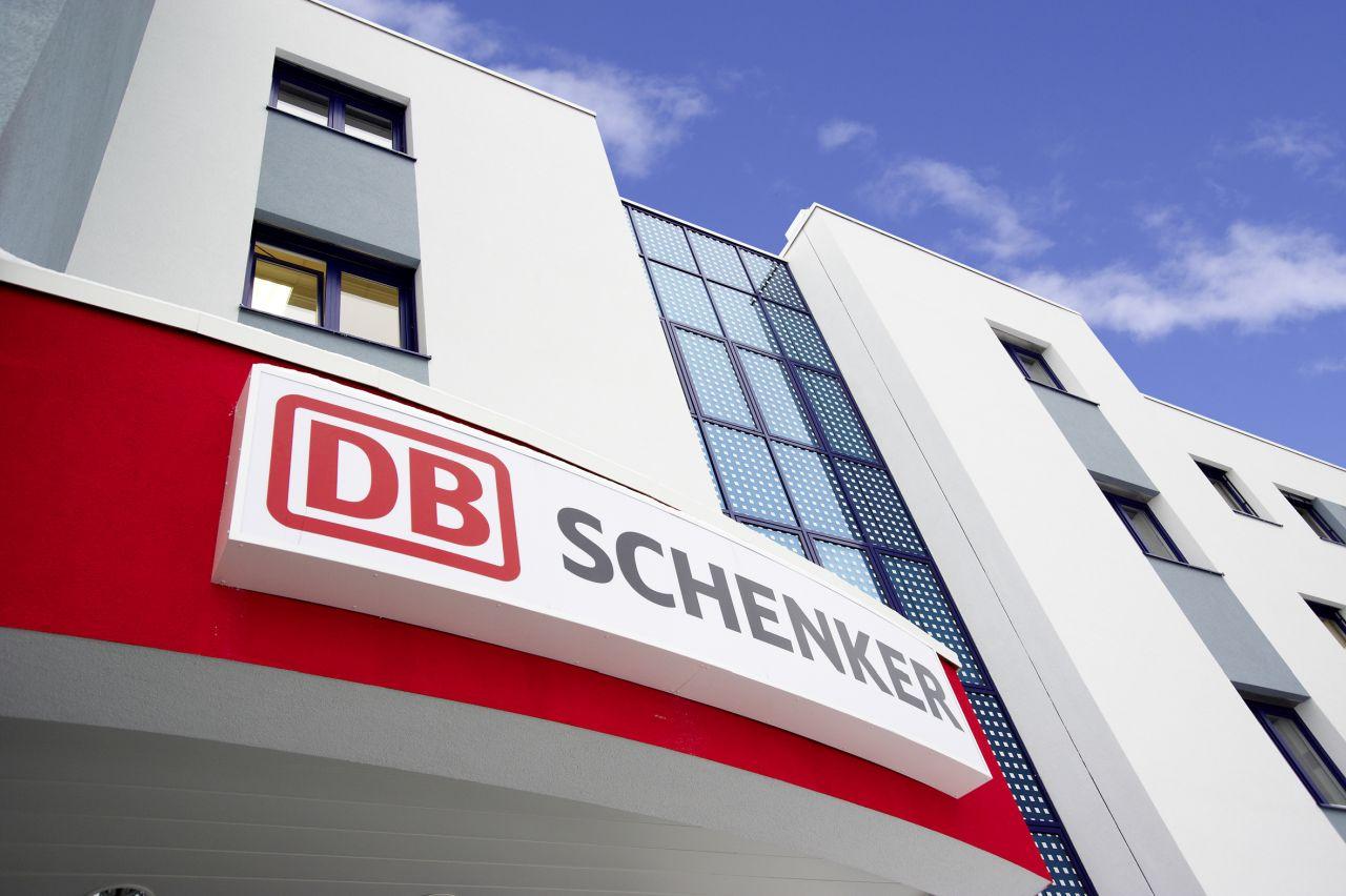 Kanceláře DB Schenker (skutečné). Foto: DB Schenker