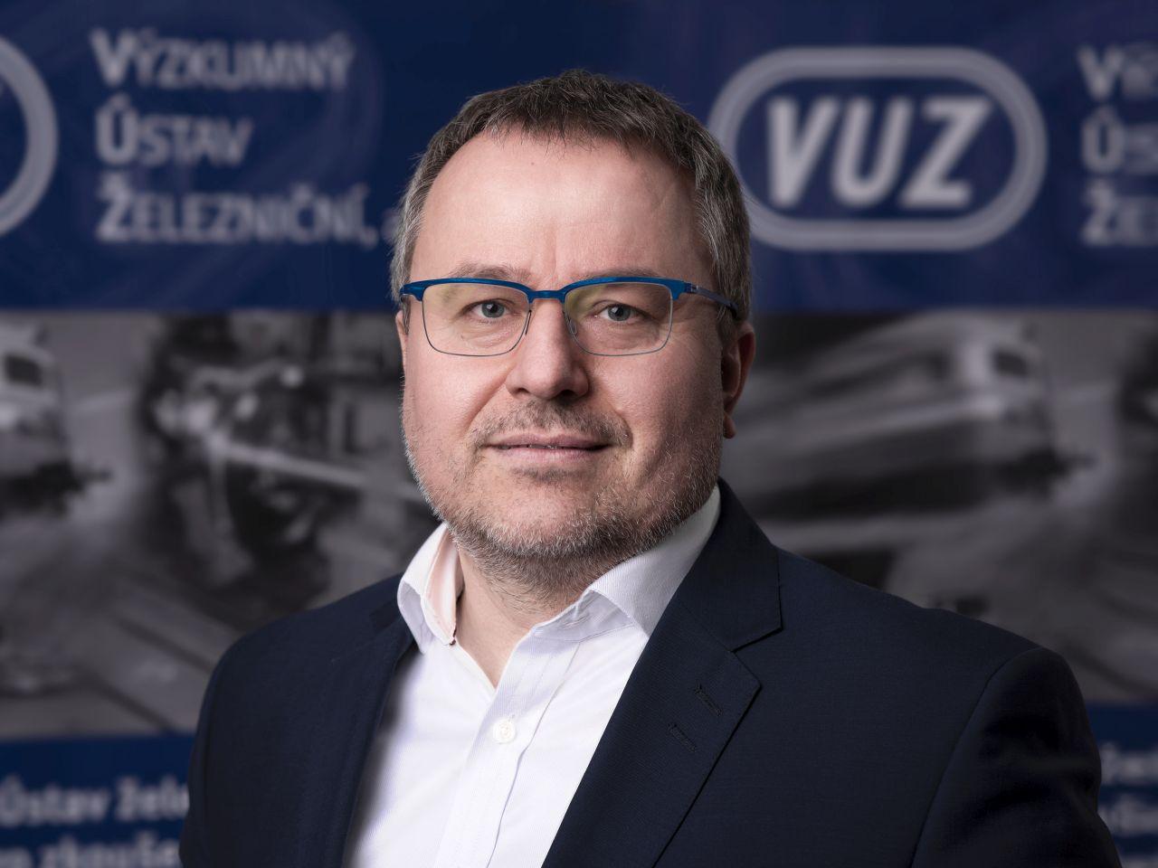 Martin Bělčík. Foto: VUZ