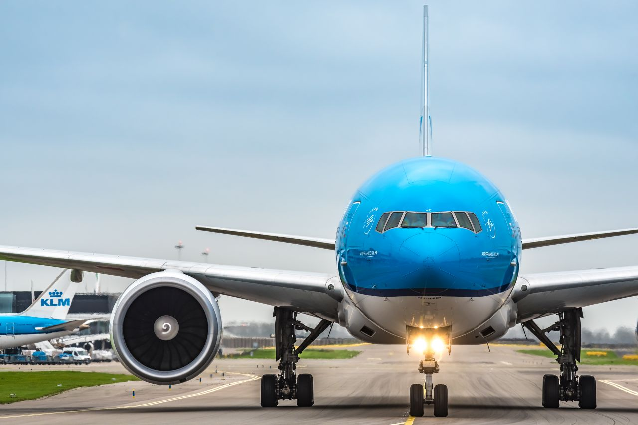 Boeing 777 společnosti KLM. Foto: KLM