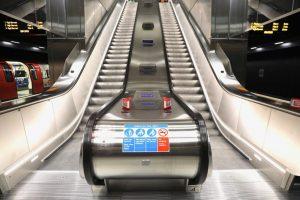 Nová stanice metra Battersea Power Station. Foto: Transport for London