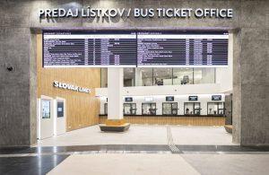 Nové autobusové nádraží v Bratislavě. Foto: Bratislavský samosprávný kraj