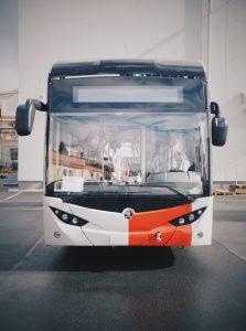 Nový elektrobus Škoda 36BB E'CITY. Foto: Śkoda Electric