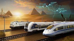 Siemens podepsal dohodu o výstavbě vysokorychlostních tratí v Egyptě. Foto: Siemens Mobility