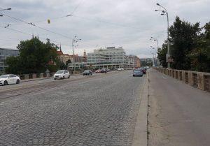Hlávkův most po opravě povrchu. Foto: TSK