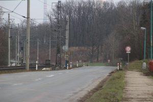 Silnice II/322 v Kojicích. Foto: Pardubický kraj