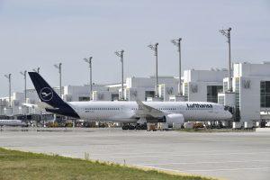 Airbus A350 společnosti Lufthansa. Foto: Lufthansa