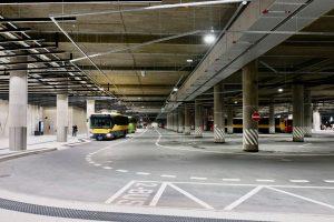 Nové autobusové nádraží v Bratislavě. Foto: Bratislava.sk
