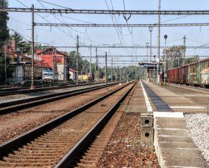 Stanice Petrovice u Karviné. Foto: Správa železnic