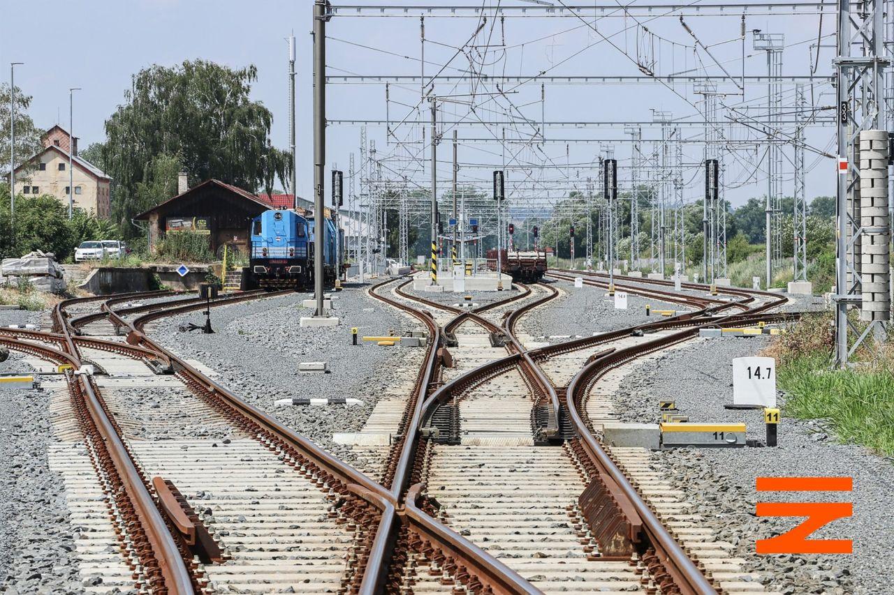 Nádraží v Uničově po modernizaci. Foto: Správa železnic