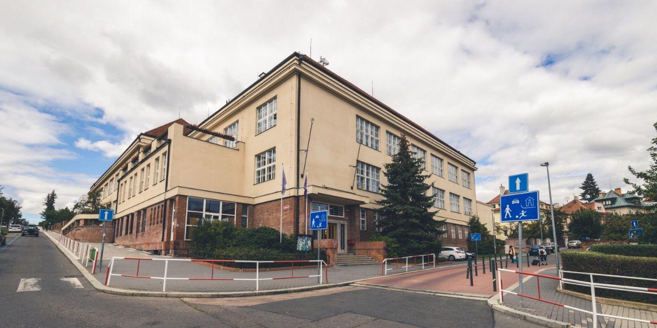 Základní škola Haunspalka. Foto: ZŠ