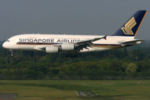 Airbus A380. Foto: Singapore Airlines