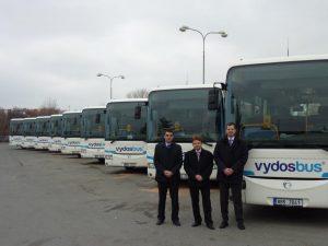 Autobusy Vydos Bus. Pramen: Iveco