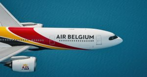 Airbus A330-900 pro Air Belgium. Foto: Airbus