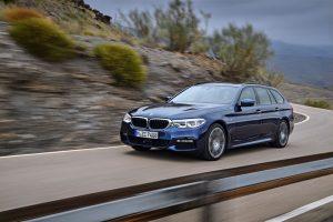 BMW řady 5. Foto: BMW