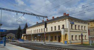 Stanice Děčín východ. Foto: Správa železnic
